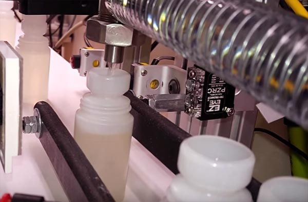 Hold Up Body Adhesive Production Line